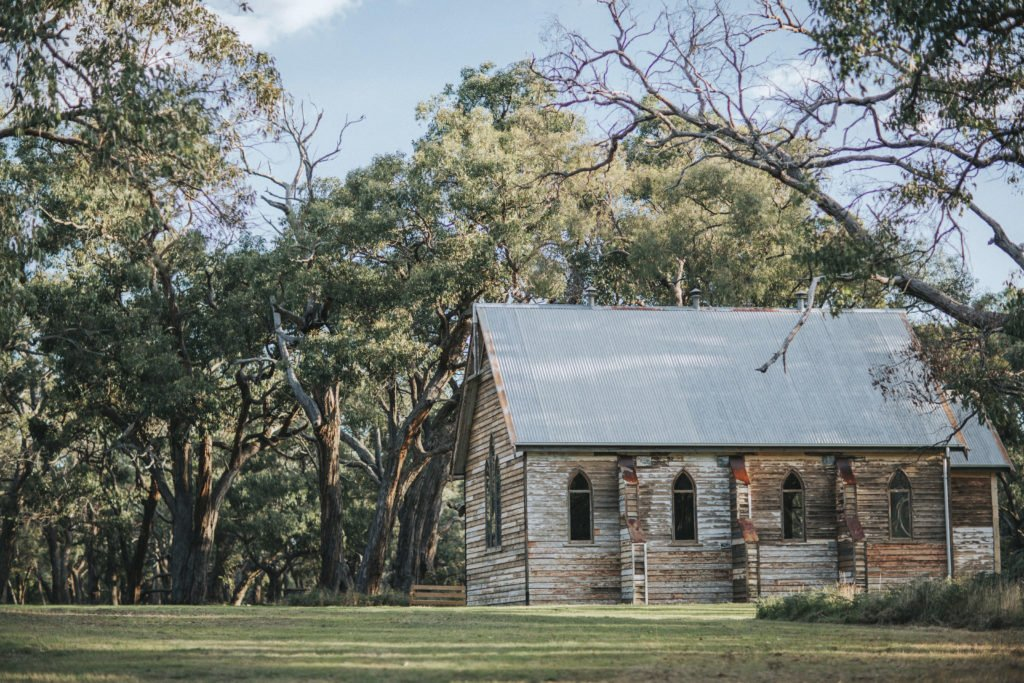 old wedding chapel